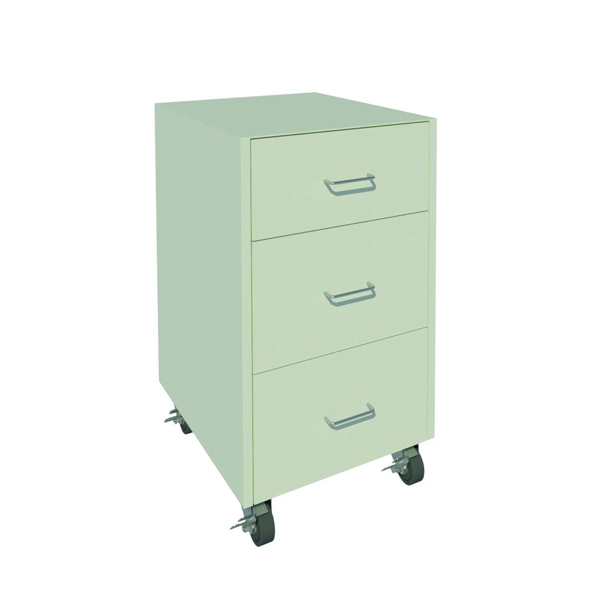 GSJTP1021-18 | Mob. Cab 3 Drawer 32 T 18 W