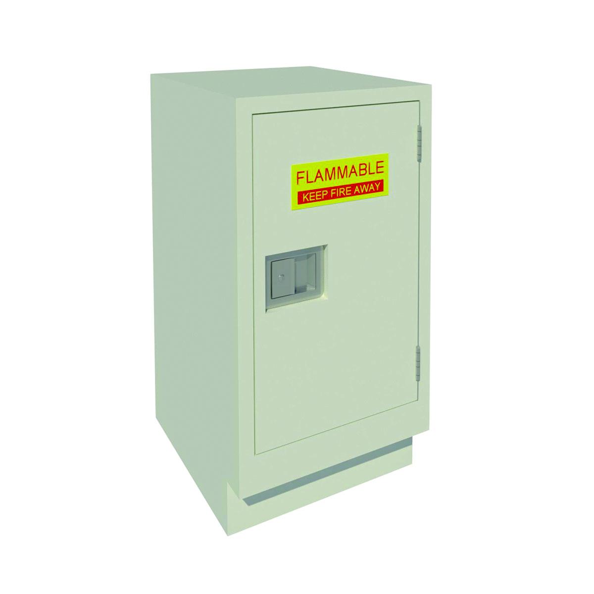 GSJTP189-24SLAS | Stand. Solvent Cab RH 1 Door 24 W
