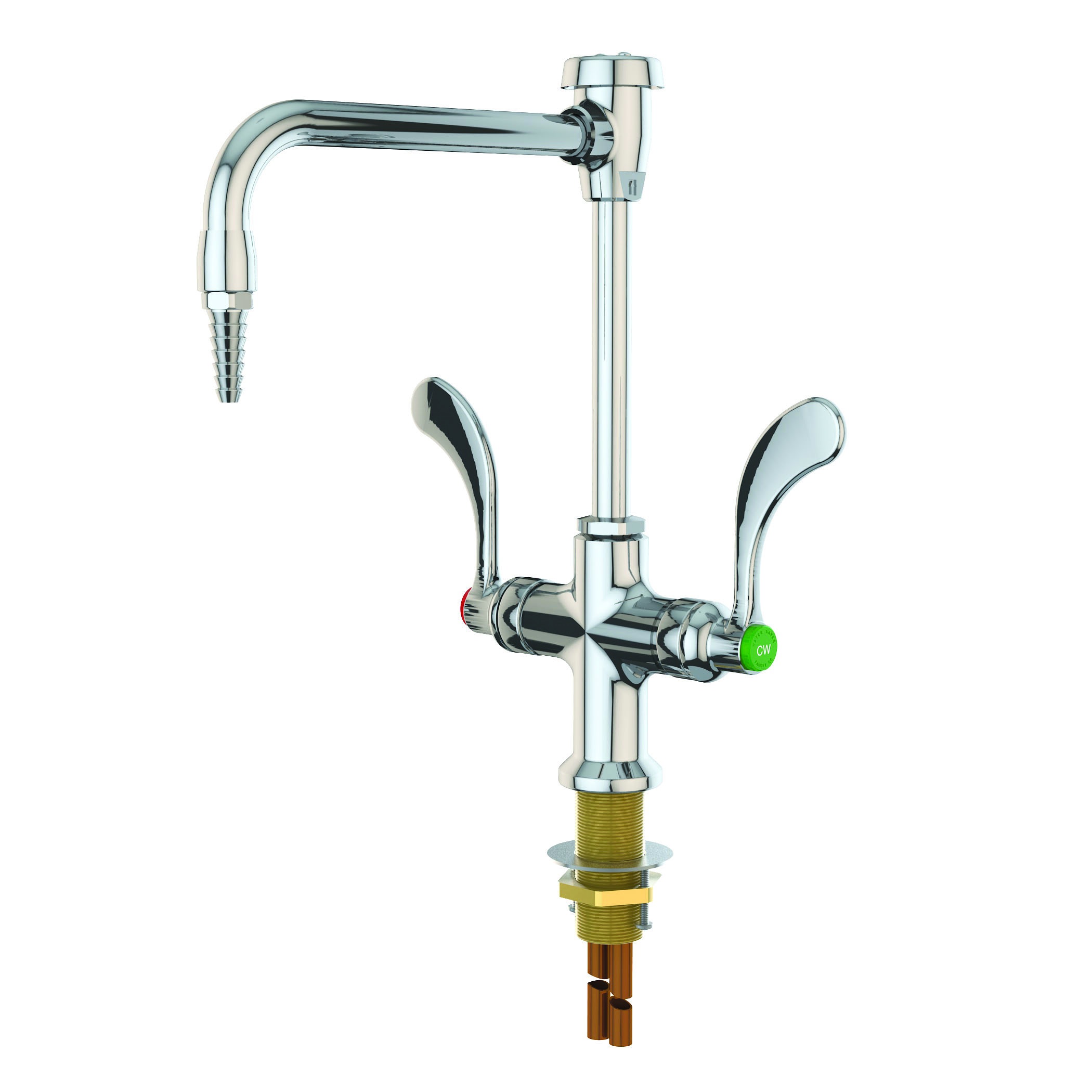GSL412-8VB-BH | Mixing Faucet Blade Handle with Vacuum Breaker